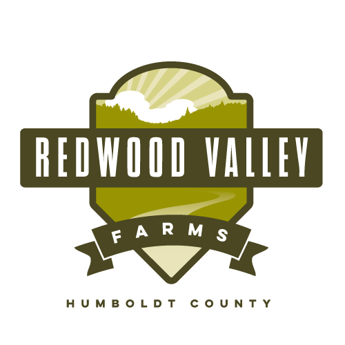 Redwood Valley Farms logo