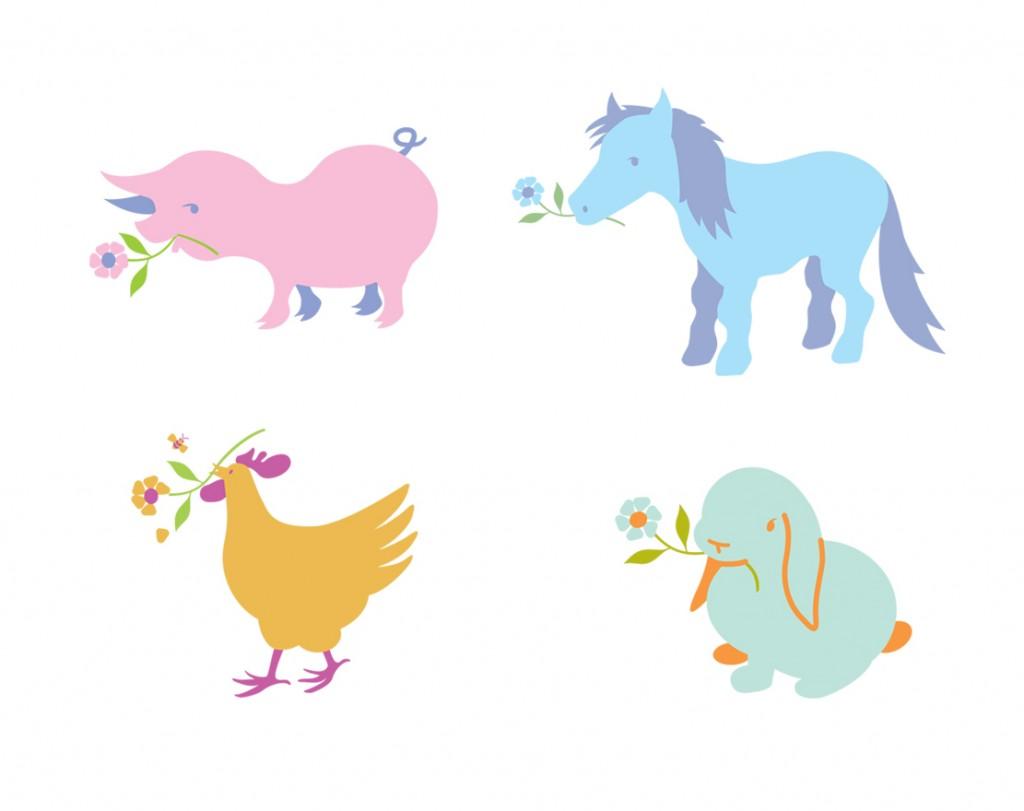 childrens-illustrations-animals