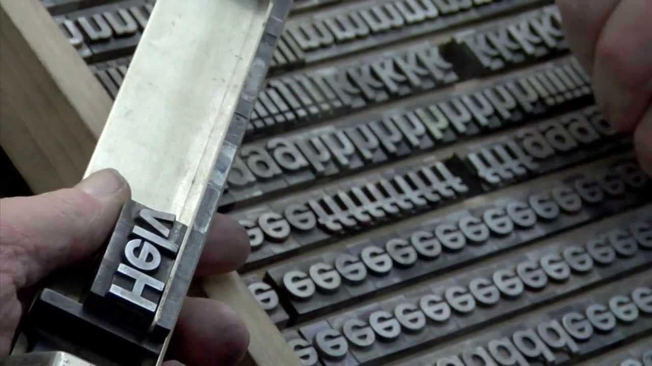 Helvetica, a film by Gary Hustwit
