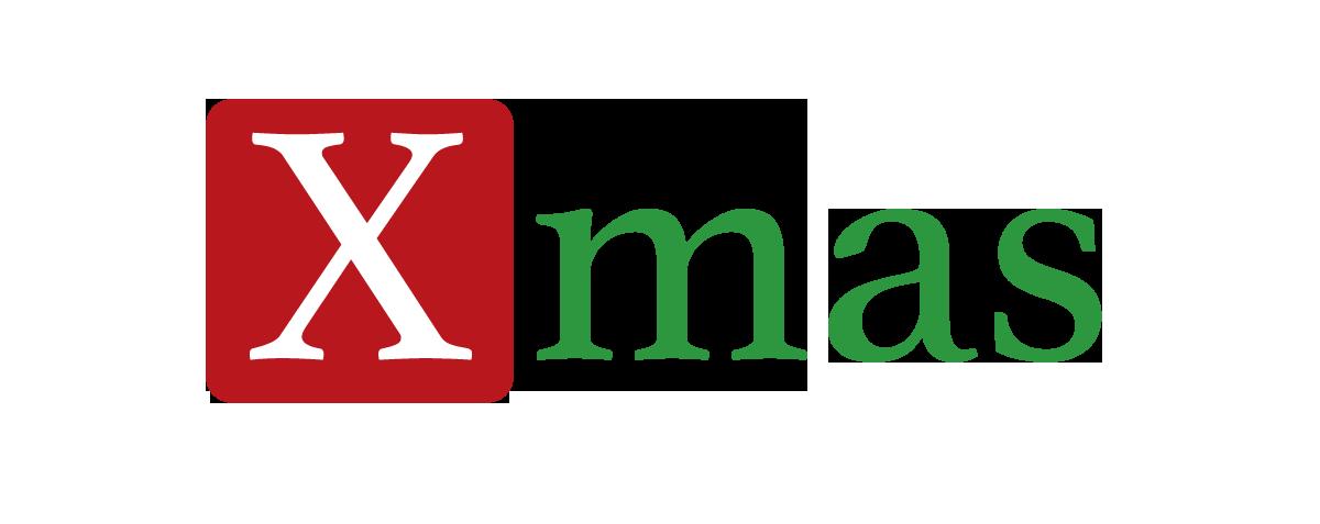 Xmas etymology